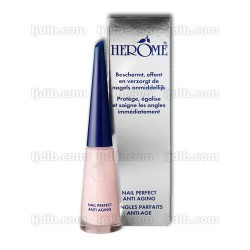 Vernis Anti-Age Herôme - Soigne les ongles abîmés par le temps ! - Flacon 10ml