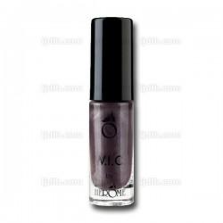 Vernis à Ongles W.I.C. Violet « PRAGUE » Pailleté Nacré Opaque  n°109 by Herôme - Flacon 7ml