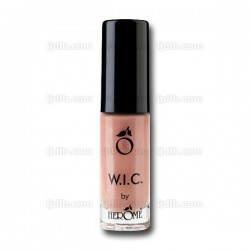 Vernis à Ongles W.I.C. Saumon « CHICAGO » Pailleté Transparent n°58 by Herôme - Flacon 7ml