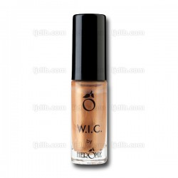 Vernis à Ongles W.I.C. Doré « MELBOURNE » Pailleté n°60 by Herôme - Flacon 7ml