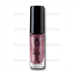 Vernis à Ongles W.I.C. Rose « SANTIAGO » Pailleté Opaque n°86 by Herôme - Flacon 7ml