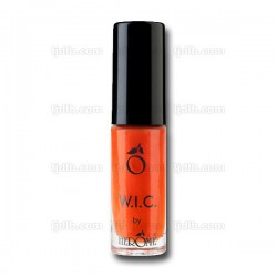 Vernis à Ongles W.I.C. Orange « HAVANA » Opaque n°89 by Herôme - Flacon 7ml
