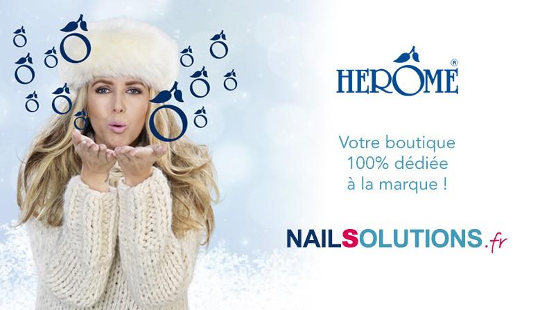 Votre boutique 100% Herôme !